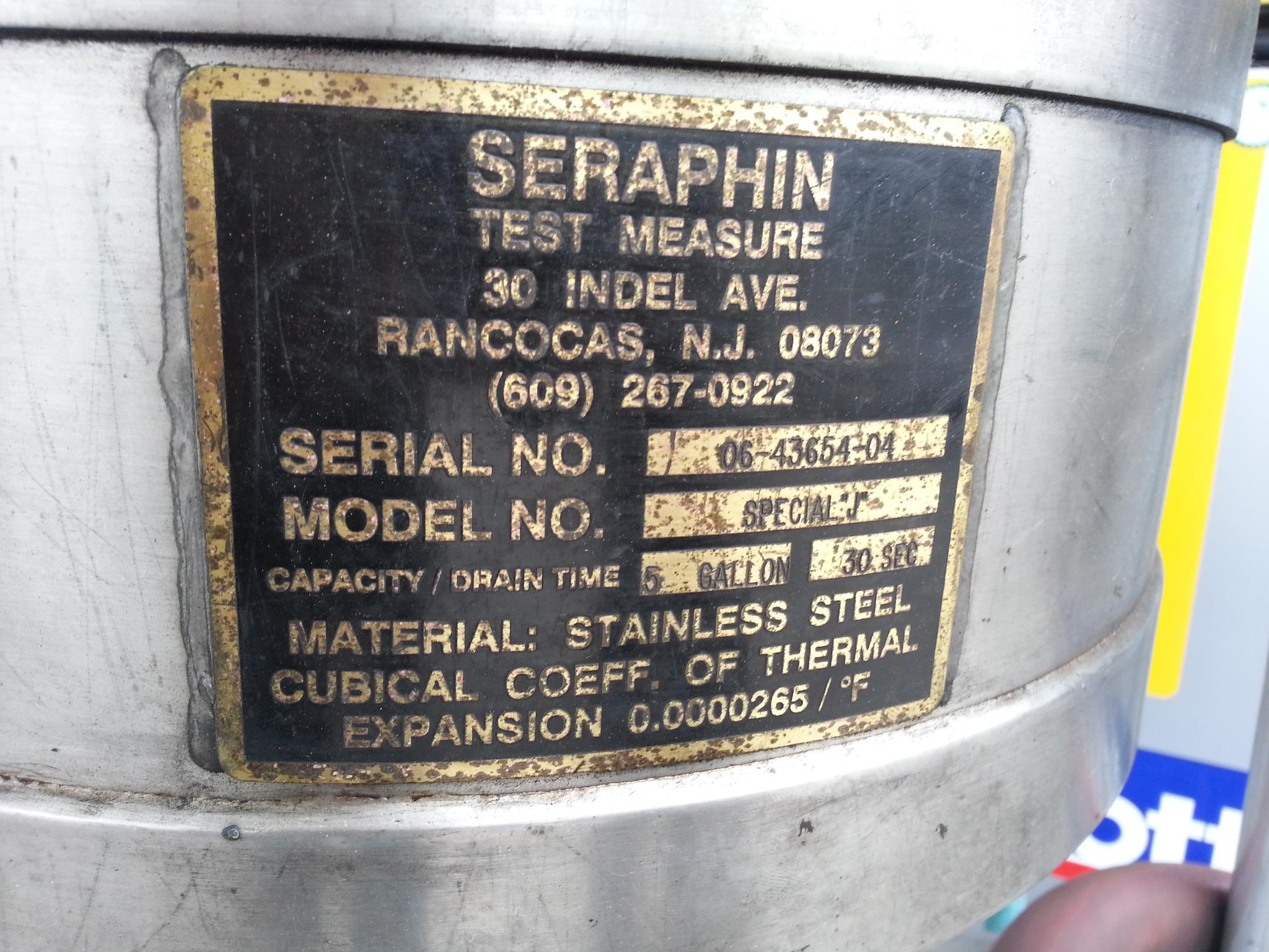 Seraphin Label
